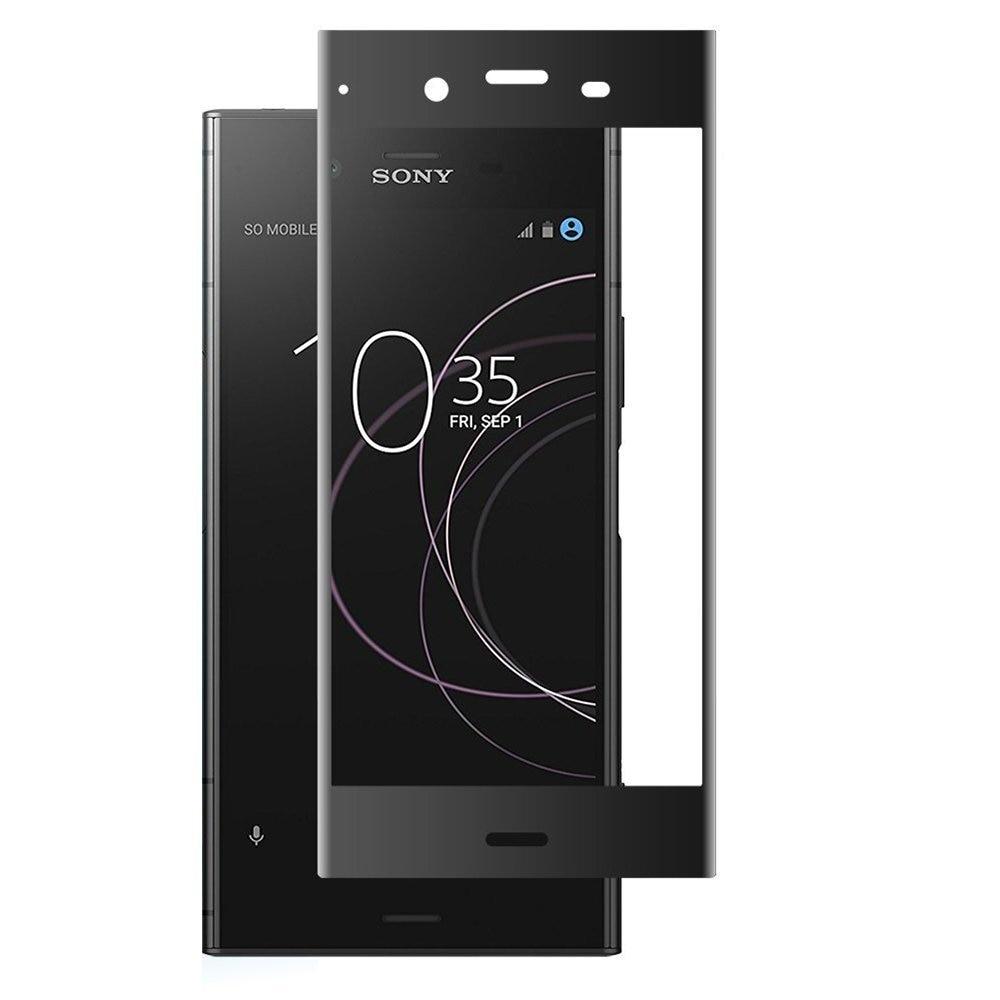 Mocolo Sony Xperia L2 Edge to Edge Tempered Glass - Black