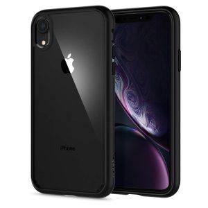 iphone xr ultra hybrid matte black