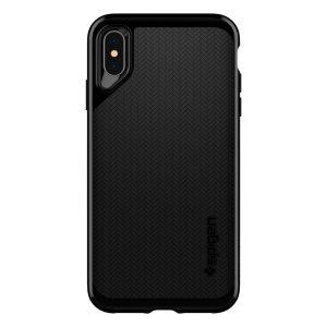 iphone xs max neo hybrid jet black