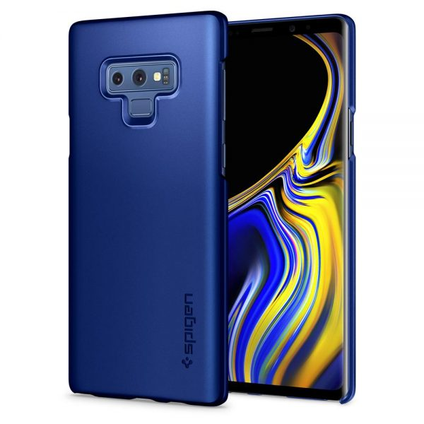 thin fit note 9 ocean blue