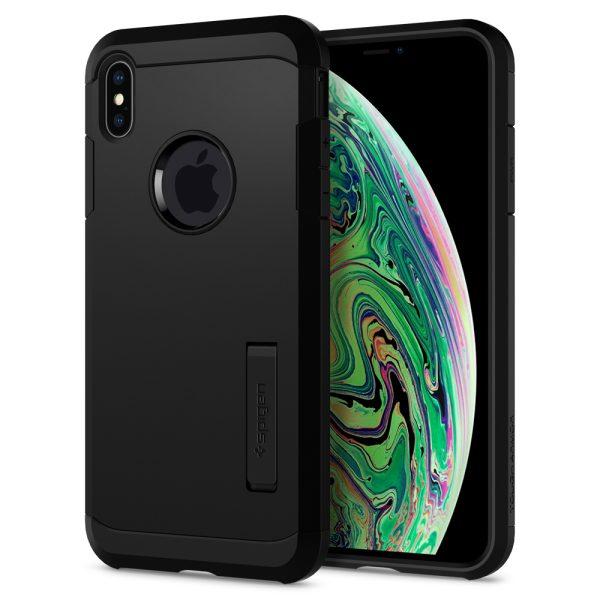 iphone xs max tough armor black