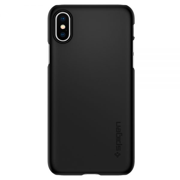 iphone xs thin fit black