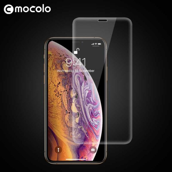 xs max clear full cover glass