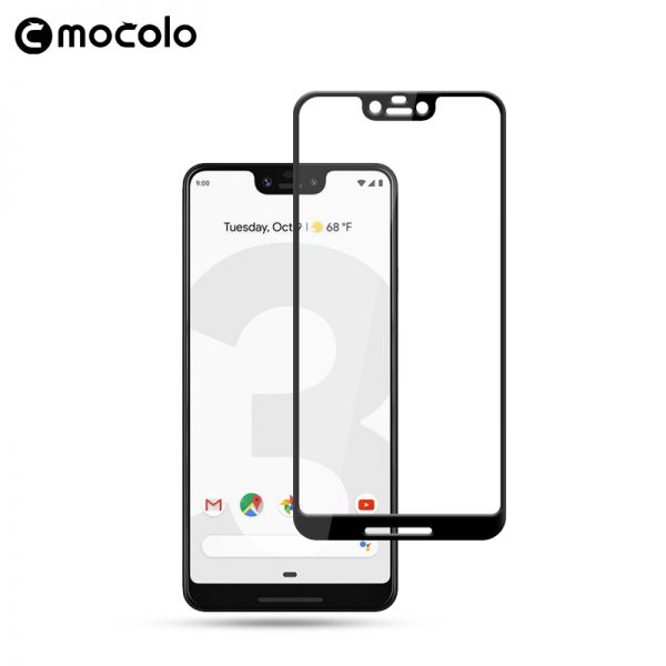 pixel 3 glass mocolo xl tempered glass