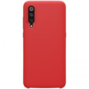 flex pure xiaomi mi 9 nillkin case red