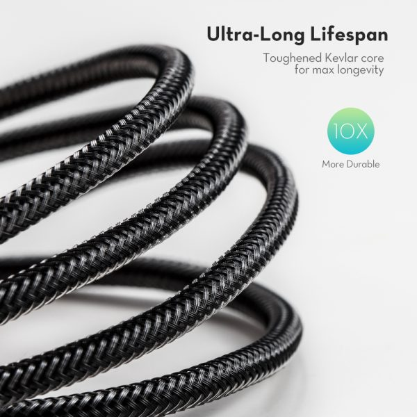 ravpower type c to lightning cable