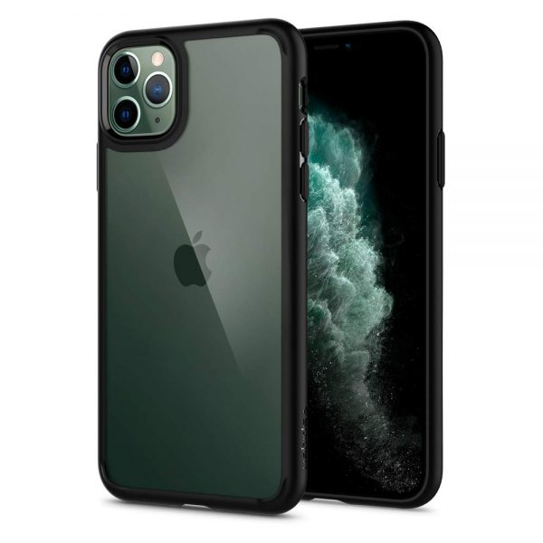 iphone 11 pro max ultra hybrid matte black