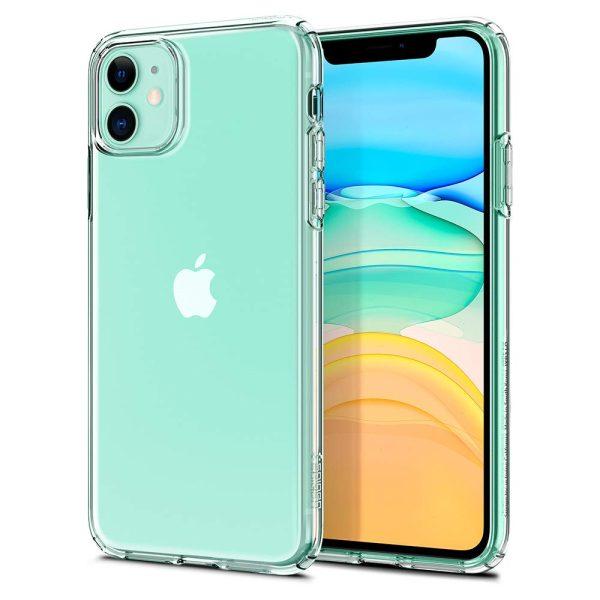 iphone 11 liquid crystal case by spigen