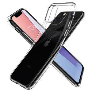 iphone 11 pro crystal flex transparent case