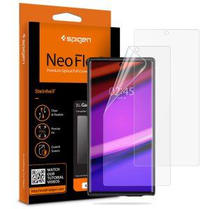 note 10 plus neo flex by spigen
