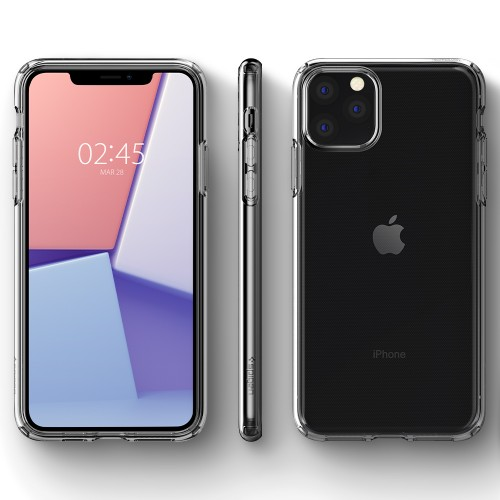 crystal clear case to show your iphone 11 pro max