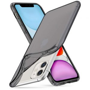 liquid crystal by spigen for iphone 11 space crystal color