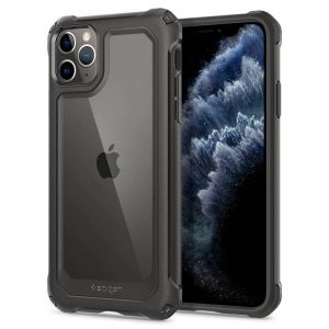 iphone 11 pro max gauntlet gunmetal case super tough