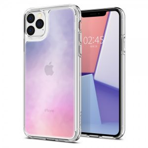 iphone 11 pro max crystal hybrid quartz gradiation case