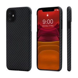 iphone 11 pitaka aramid fiber case