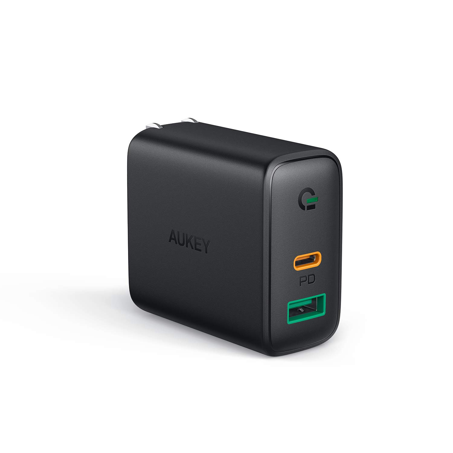 30w power delivery charger with dynamic detect by aukey -pa-d1
