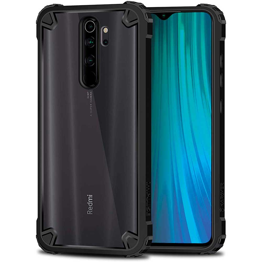 redmi note 8 pro impulse case kapaver
