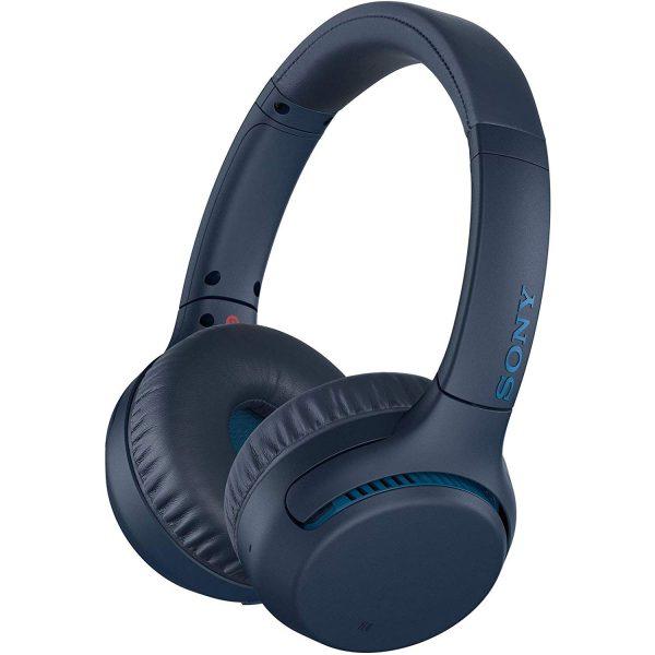 sony wh-xb700 blue extra bass wireless headphones in pakistan