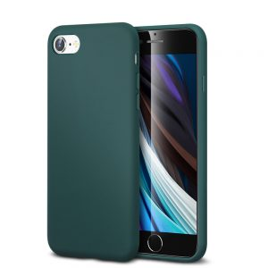 iphone se 2020 yippee color soft silicon case by ESR