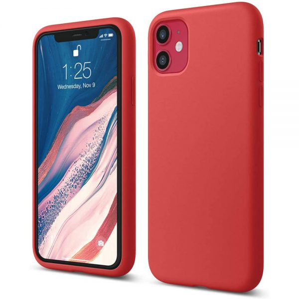 xfitted silicon case iphone 11