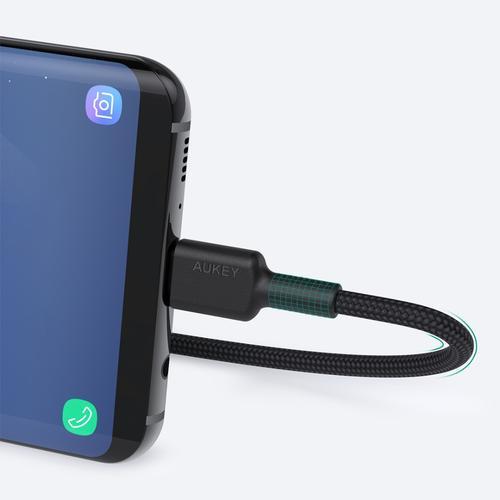 Aukey Impulse Braided USB-C